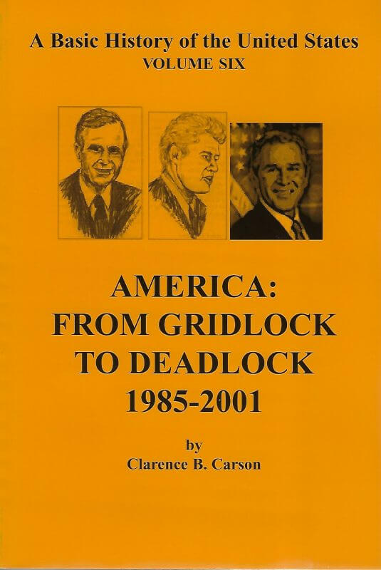 America: From Gridlock to Deadlock