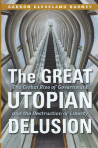The Great Utopian Delusion Cover