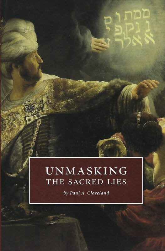 Unmasking the Sacred Lies Cover