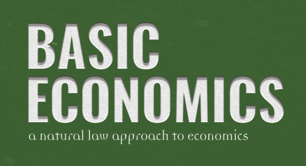 Basic Economics (Teacher's Guide)