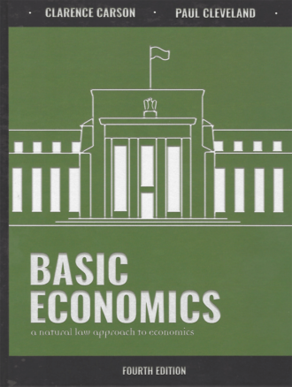 Cover of Basic Economics, 4th edition