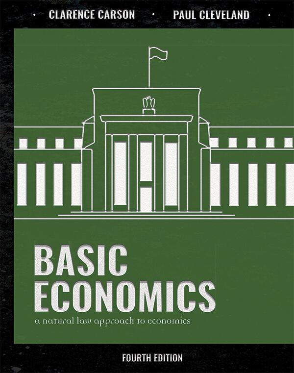 Basic Economics Front Cover @600