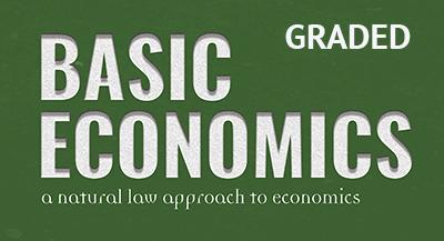 Basic Economics (GRADED)