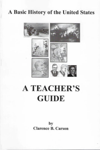 A Basic History of the United States Teachers Guide Cover