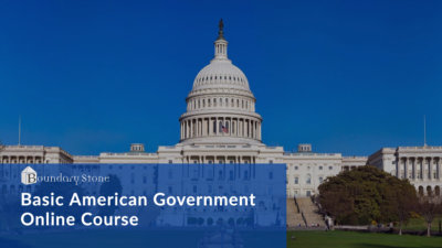 American Government Online Course Image