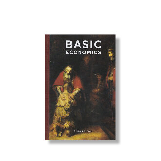 Basic Economics 3rd Edition Textbook Cover Image