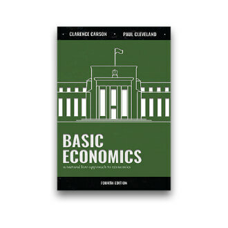 Basic Economics 4th ed Textbook