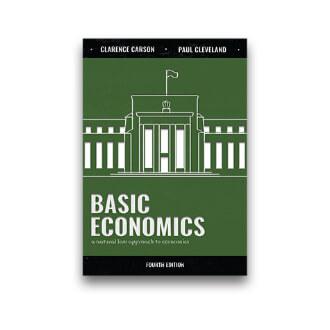 Basic Economics 4th ed Textbook