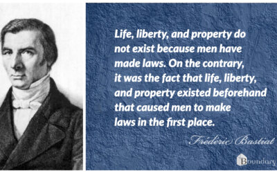 Bastiat Quote: Natural Rights