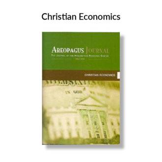 Christian Economics Cover Image