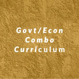 Government/Economics Combo