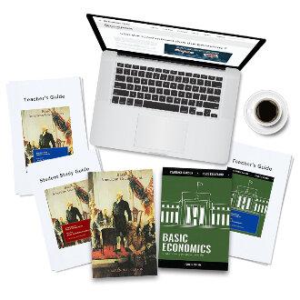Government-Economics Combo Course Bundle image