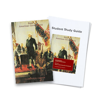Government Textbook + pdf Study Guide image