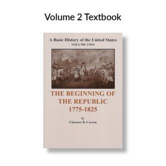 U.S. History Product Image Vol 2