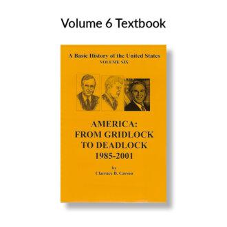 U.S. History Product Image Vol 6