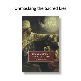 Unmasking the Sacred Lies Cover Image